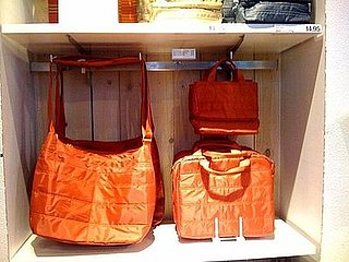 New Laptop Bags at . . . Crate and Barrel?