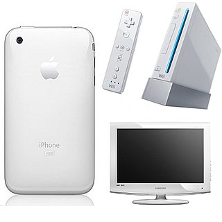 White Hot! The Best White Gadgets