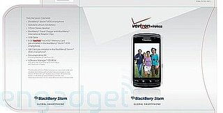 Daily Tech: BlackBerry's 9530 Storm Coming to Verizon