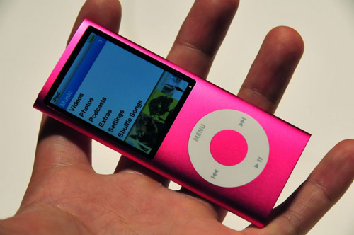 Daily Tech: New iPod Touch, Nano, Upgraded iTunes Announced at Let's Rock
