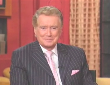 Regis Philbin Talks about Search Engines and Yahoo