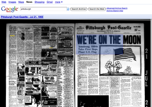 Google to Digitilize and Bring Old Published Newspaper Articles Online