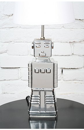 Robot Lamp Base: Love It or Leave It?