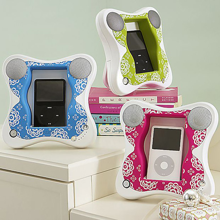 Butterfly iPod Dock: Love It or Leave It?