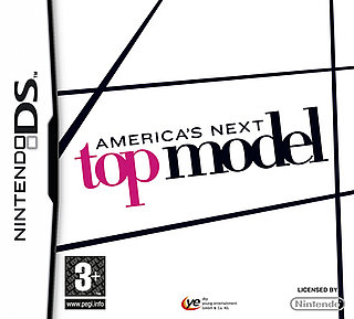 America's Next Top Model Video Game Hits Stores Nov. 7