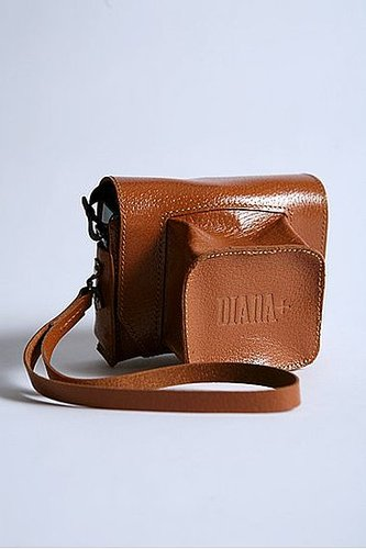The Leather Diana Camera Case