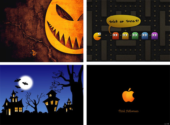 Halloween on Your Desktop