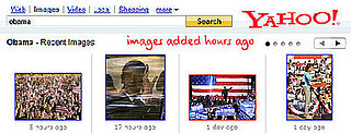 Daily Tech: Search For Custom Size Pics With Yahoo! Images