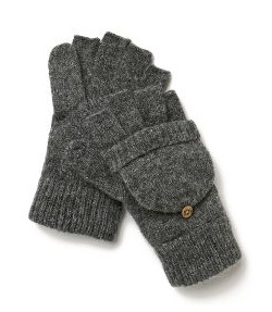 Fingerless Gloves: The Cold Weather Touchscreen Solution!