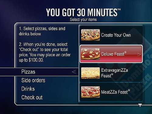 Daily Tech: Now You Can Order Dominos Pizza With Your TiVo