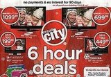 Circuit City on Black Friday Might Be the Place to Be