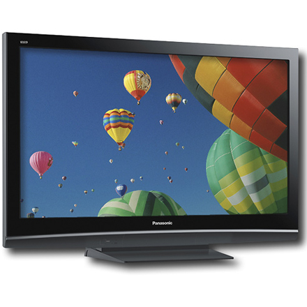 Panasonic 720p 50-Inch Flat Screen TV $999