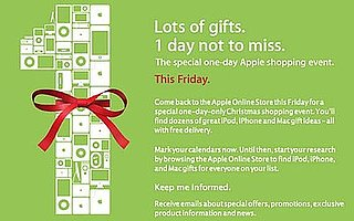 Daily Tech: Apple's Black Friday Ad Goes Live