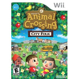 Animal Crossing: City Folk For the Nintendo Wii
