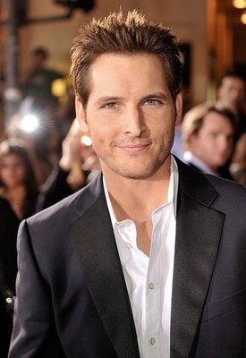 Peter Facinelli and the iChat