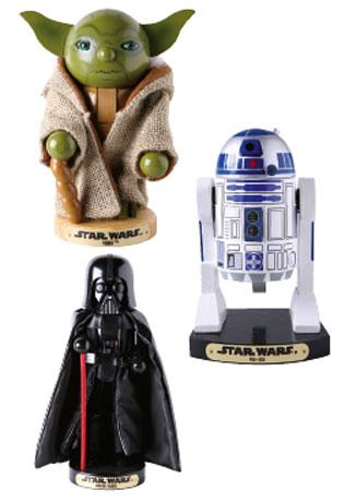 Star Wars Nutcrackers