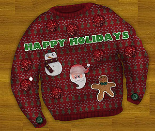 Website of the Day: My Holiday Sweater