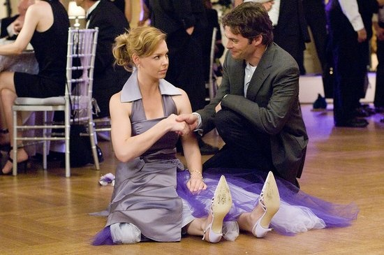 Jane's Palm in 27 Dresses