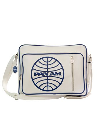 Jenny: Pan Am Laptop Bag