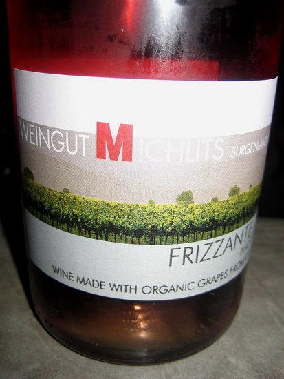 Michlits Frizzante 2006 Rosé Burgenland