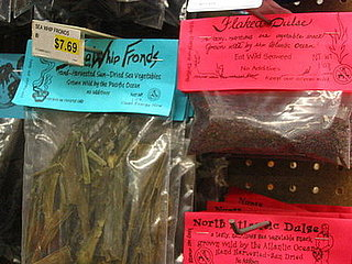 Would You Eat This Dried Seaweed?