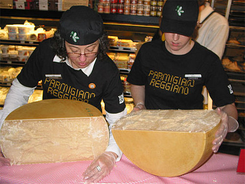Whole Foods Sets the Record for Most Parmigiano Wheels Cracked Simultaneously