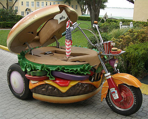 Hamburger Harley: Love It or Hate It?