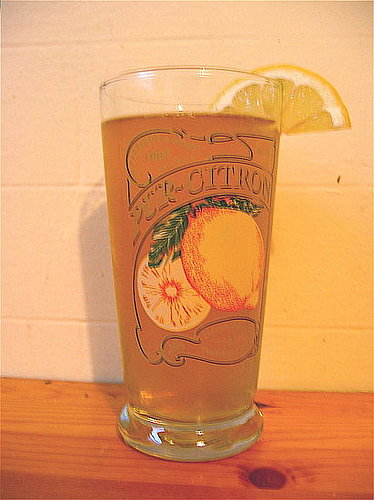 Happy Hour: Ginger Beer Cooler