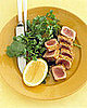 Monday&#039;s Leftovers: Tuna with Mustard Seed Crust