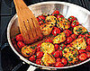 Monday&#039;s Leftovers: Sauted Scallops With Cherry Tomatoes