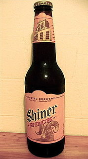 Happy Hour: Shiner Bock