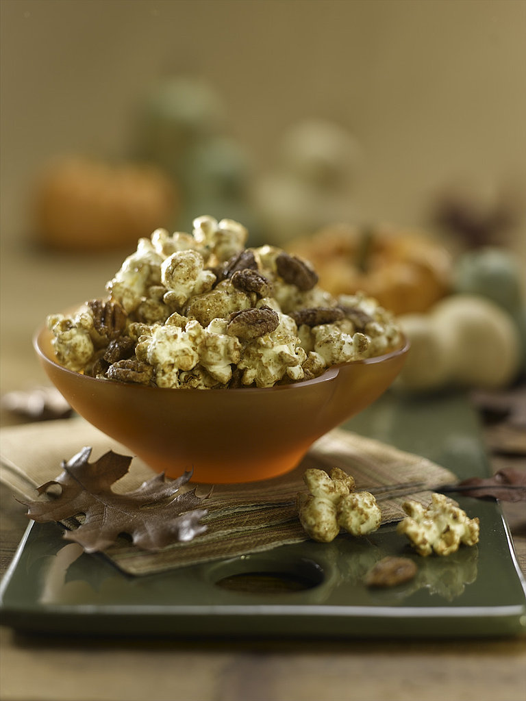 Maple Pumpkin Spice Popcorn