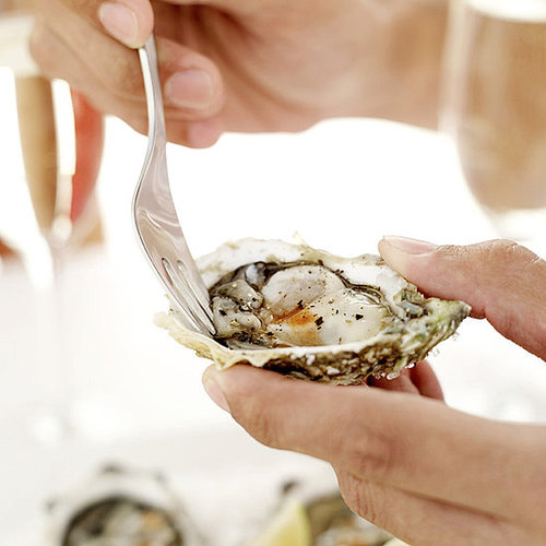 Eat More Oysters, Fight Cancer?