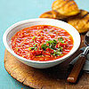 Fast & Easy Dinner: Triple Tomato Soup