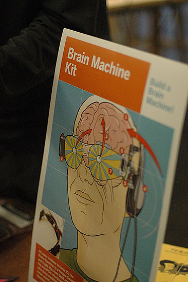 The Brain Machine