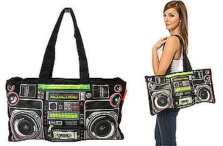 Tape Deck Tote Actually Plays Music