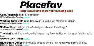 Save Your Favorite Spots With Placefav