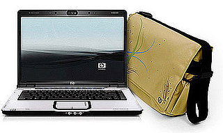 HP Packaging its dv692 in its Own Laptop Bag
