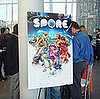 Spore Launch Party at the California Academy of Sciences
