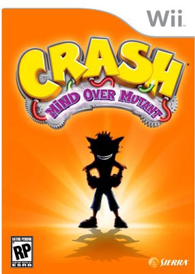 Crash Bandicoot: Mind over Mutants