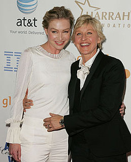 Ellen and Portia Got Married!