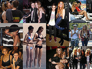 Biggest Headlines of 2008: Lindsay Lohan and Samantha Ronson's Relationship