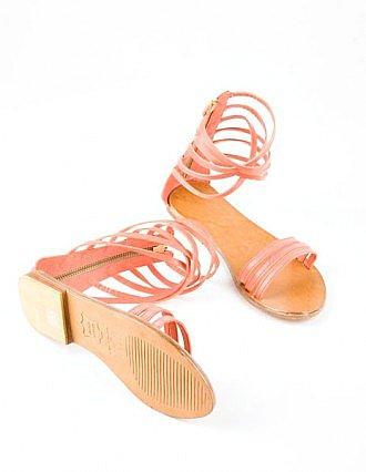 Tui Skinny Gladiator sandals