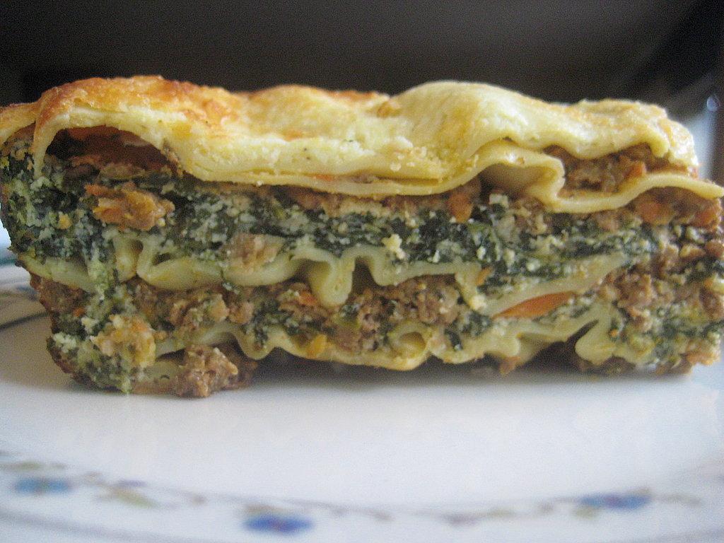 Gourmet's Lasagna Bolognese