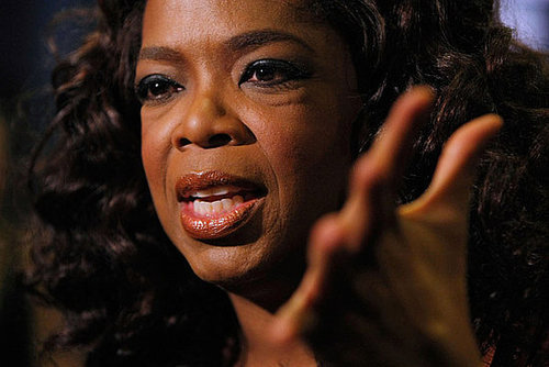 Oprah Winfrey vs. Organic Blue Corn Chips