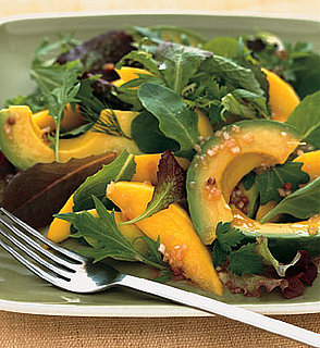 Fast & Easy Dinner: Avocado Mango Salad