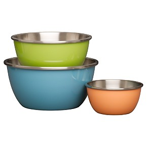 Off to Market Recap: Mixing Bowls