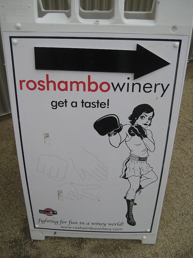 Meet Roshambo, A Winery Worth Tasting