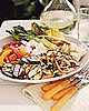Sunday BBQ: Grilled Vegetable Salad