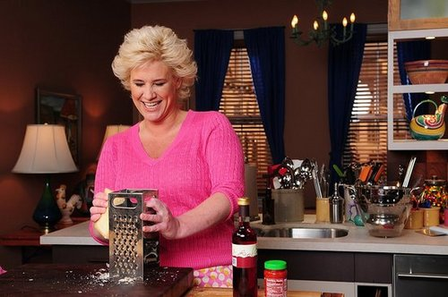 Getting to Know Anne Burrell